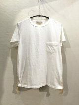REMI RELIEF レミレリーフ/ POCKET T-SHIRT [EMBROIDERY GUATEMALA]