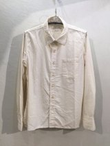 REMI RELIEF レミレリーフ/ COTTON WOOL REGULAR SHIRTS
