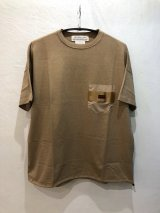 REMI RELIEF × BRIEFING レミレリーフ × ブリーフィング/ S/S TEE 1