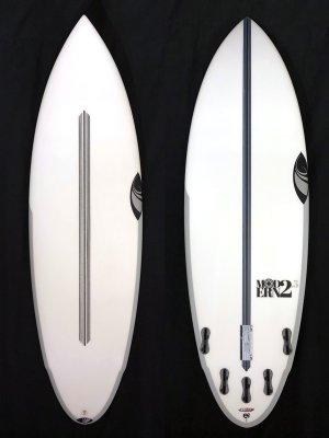 """画像1: SHARPEYE SURFBOARDS シャープアイサーフボード/ MODERN2.5 e2 5'6"""" 29.6L SURFTECH"""