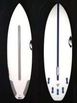 "SHARPEYE SURFBOARDS シャープアイサーフボード/ DISCO CHEATER 5'10"" 32.2L SURFTECH"