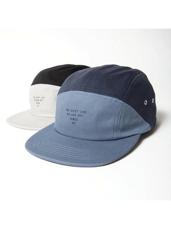画像1: THE QUIET LIFE ザ クワイエット ライフ/ SPLIT 5 PANEL CAMPER HAT
