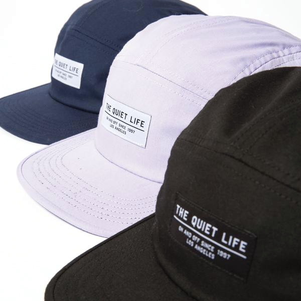 画像1: THE QUIET LIFE ザ クワイエット ライフ/ FOUNDATION 5 PANEL CAMPER HAT