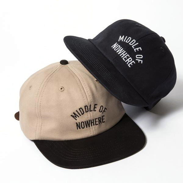 画像1: THE QUIET LIFE ザ クワイエット ライフ/ MIDDLE OF NOWHERE POLO HAT