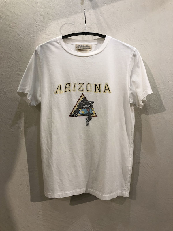 画像1: REMI RELIEF レミレリーフ/ LONG WASH FINISHED TEE/ ARIZONA