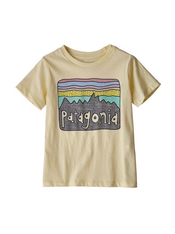 画像1: PATAGONIA パタゴニア/ ベビー・フィッツロイ・スカイズ・オーガニック・Tシャツ REYE