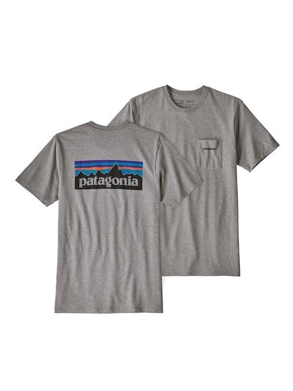 画像1: PATAGONIA パタゴニア/ メンズ・P-6ロゴ・ポケット・レスポンシビリティー GLH